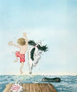 Summer Jump, by Amy Meissner
