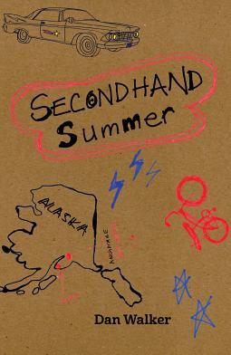 Cover image for Dan Walker's 2016 novel: Secondhand Summer.